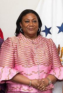 Rebecca Akufo-Addo First Lady of Ghana