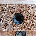 Red mason bee (Osmia bicornis) nest being sealed, Sandy, Bedfordshire (8912347792).jpg