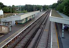 Reedham Station, Old Lodge Lane, Purley CR8 - geograph.org.uk - 49428.jpg