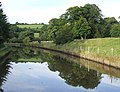 Reflections - Macclesfield Canal, Gurnett, Cheshire - geograph.org.uk - 552181.jpg