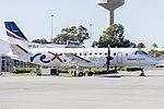Regional Express Airlines (VH-ZLV) Saab 340B at Wagga Wagga Airport.jpg