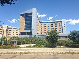 Regions Hospital - Image: Regions Hospital