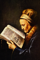 Rembrandt's Mother - Gerard Dou.png