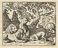 Renard Falsely Accuses His Father of Conspiring Against the Lion from Hendrick van Alcmar's Renard The Fox MET DP837715.jpg