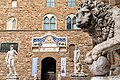 Replica of David, Piazza della Signoria, Florence.jpg