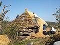Restauración dun teito de colmo, Cervantes.jpg