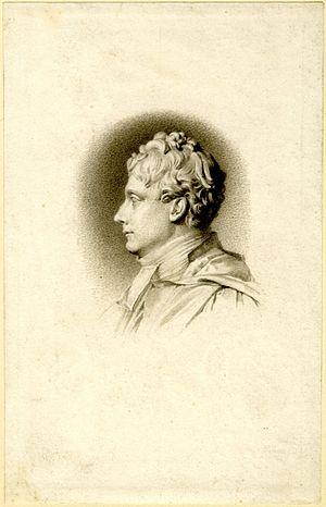 Augustus William Hare - Portrait of Rev. Augustus William Hare by John Agar