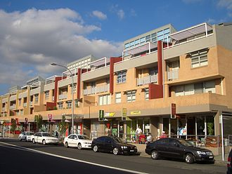 Revesby, New South Wales - Revesby Abbey, Marco Avenue