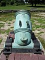Revolutionary War artillery on display at Yorktown Battlefield image 6.jpg