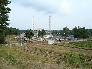 Rheinsberg Nuclear Power Plant nuclear power plant