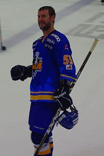 Ric Jackman Canadian ice hockey player