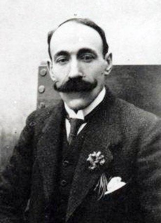 Ricardo Viñes - Ricardo Viñes in 1919
