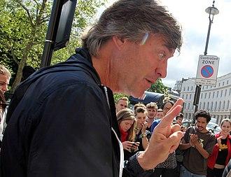 Richard Madeley - Madeley (left) in 2012