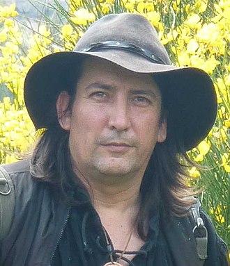 Richard Stanley (director) - Image: Richard Stanley (cropped)