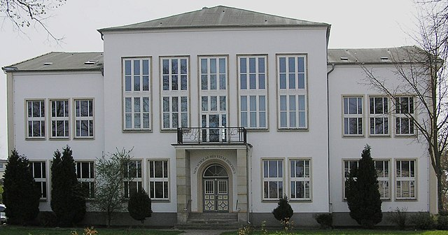 Richard Wossidlo Schule Güstrow