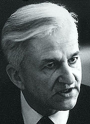 The last President of West Germany, Richard von Weizsäcker, then became President of united Germany.