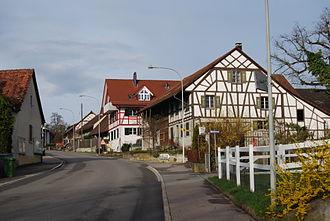 Neerach - Image: Riedt (komunumo Neerach) 043