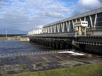Riga Hydroelectric Power Plant - Riga Hydroelectric Power Plant