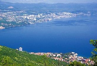 Rijeka - Rijeka Bay