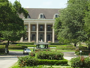 River Oaks, Houston - River Oaks Country Club