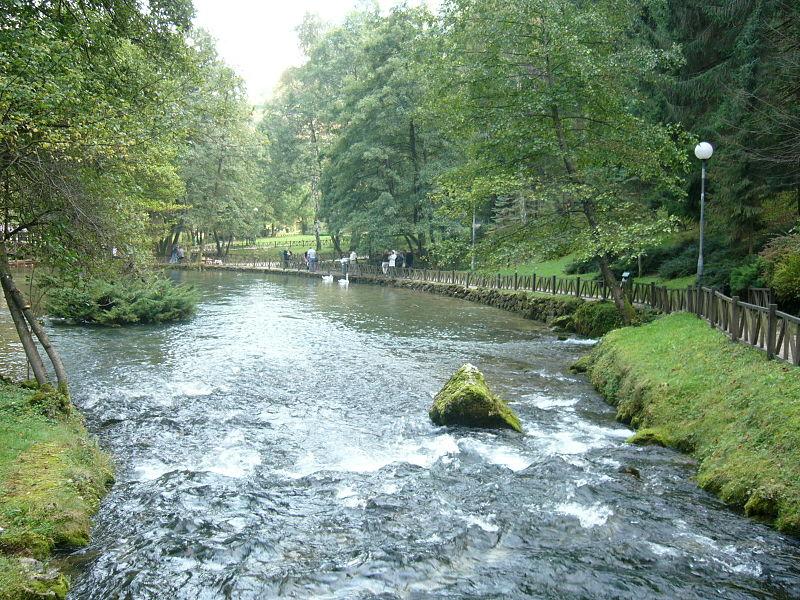 River Bosna, Sarajevo (4).JPG