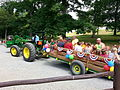 Roaring Run Resort - Haywagon ride on July 4th, 2013.jpg