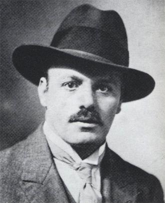 Robert Antoine Pinchon - Photograph of the artist