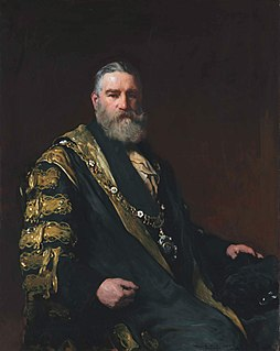 Sir Robert Fowler, 1st Baronet Lord Mayor of London