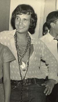 Roberto Carlos a principios de los años setenta.