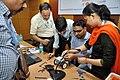 Robot Building Session - Workshop on Organising Indian and World Robot Olympiad - NCSM - Kolkata 2016-03-08 2375.JPG