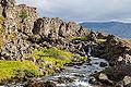 Roca de la Ley, Parque Nacional de Þingvellir, Suðurland, Islandia, 2014-08-16, DD 014.JPG