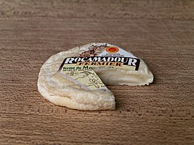 Image illustrative de l'article Rocamadour (fromage)