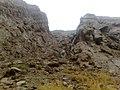 Rock formations in Balochistan (Pakistan) - panoramio.jpg
