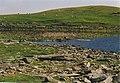 Rock strewn lagoon on Mousa Island - geograph.org.uk - 366937.jpg