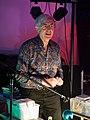 Roger 'Twiggy' Day in Margate Dreamland, Kent 2016 - 5.jpg