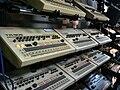 Roland TR-909 & TR-808 Rhythm Composers @ Five G music technology, Harajuku - 2010-09-03 (by j bizzie).jpg