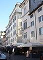 Rom, der Platz Campo de' Fiori.JPG