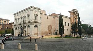 Scala Santa; Piazza di San Giovanni in Lateran...