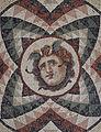 Roman, Mosaic pavement head of Medusa, late 2nd century A.D.jpg