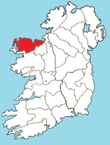 Roman Catholic Diocese of Killala map.png