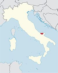 Roman Catholic Diocese of San Severo in Italy.jpg