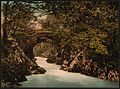 Roman bridge II, Bettws-y-Coed (i.e. Betws), Wales-LCCN2001703444.jpg