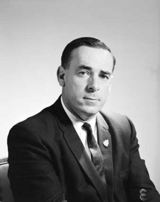 Division of Braddon - Image: Ron Davies 1966