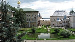 Rostov - Image: Rostov kremlin interior