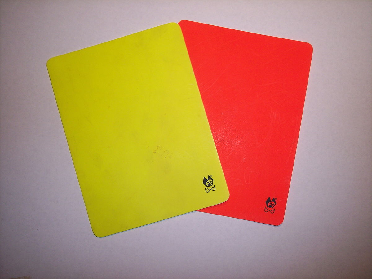 Wann Wurden Rote Und Gelbe Karten EingefГјhrt
