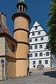 Rothenburg ob der Tauber, Spitalhof 3, Spitalgasse 48, Spitalbau 20170526 002.jpg