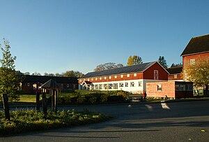 Rotvoll -  Rotvoll Waldorf School, Rotvoll farmhouse  and Camphill Rotvoll - Kristoffertunet