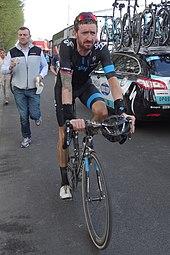 e4250abb6 Wiggins after the 2014 Paris–Roubaix