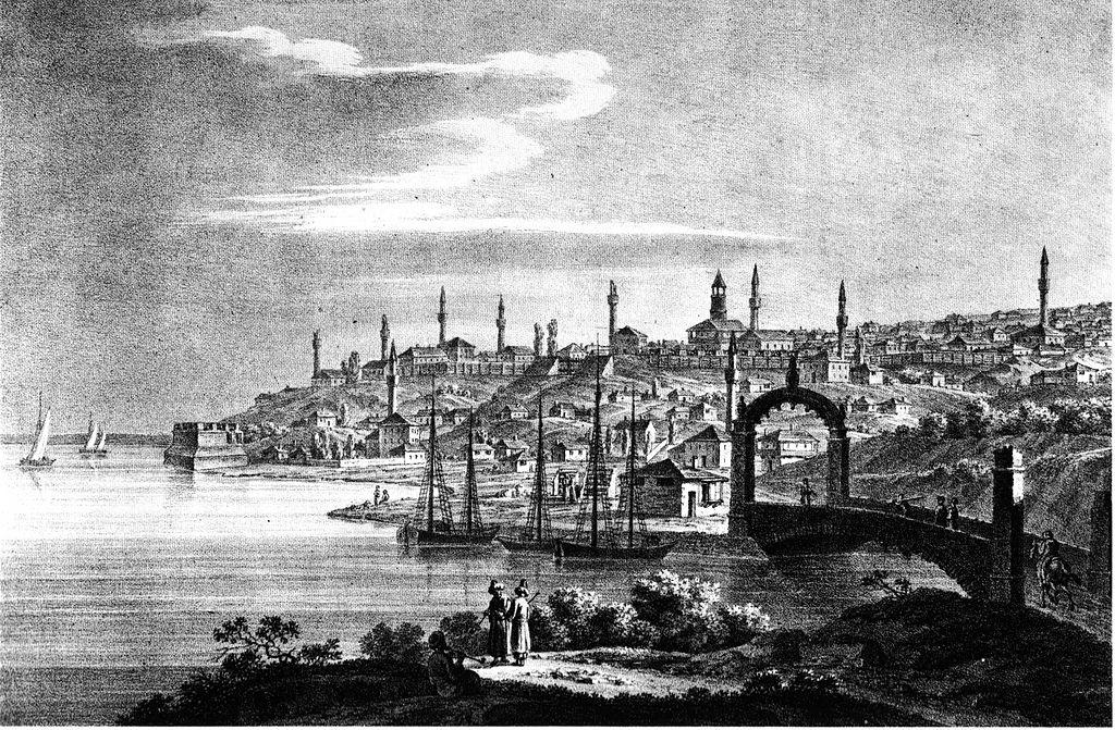 Rousse panoramic 1824