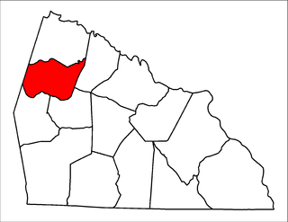 Cleveland Township, Rowan County, North Carolina